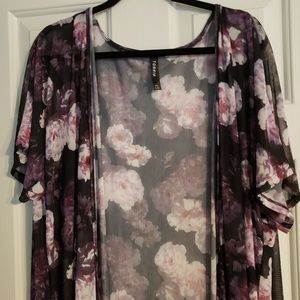 Torrid Size 1/2 Swimsuit Coverup